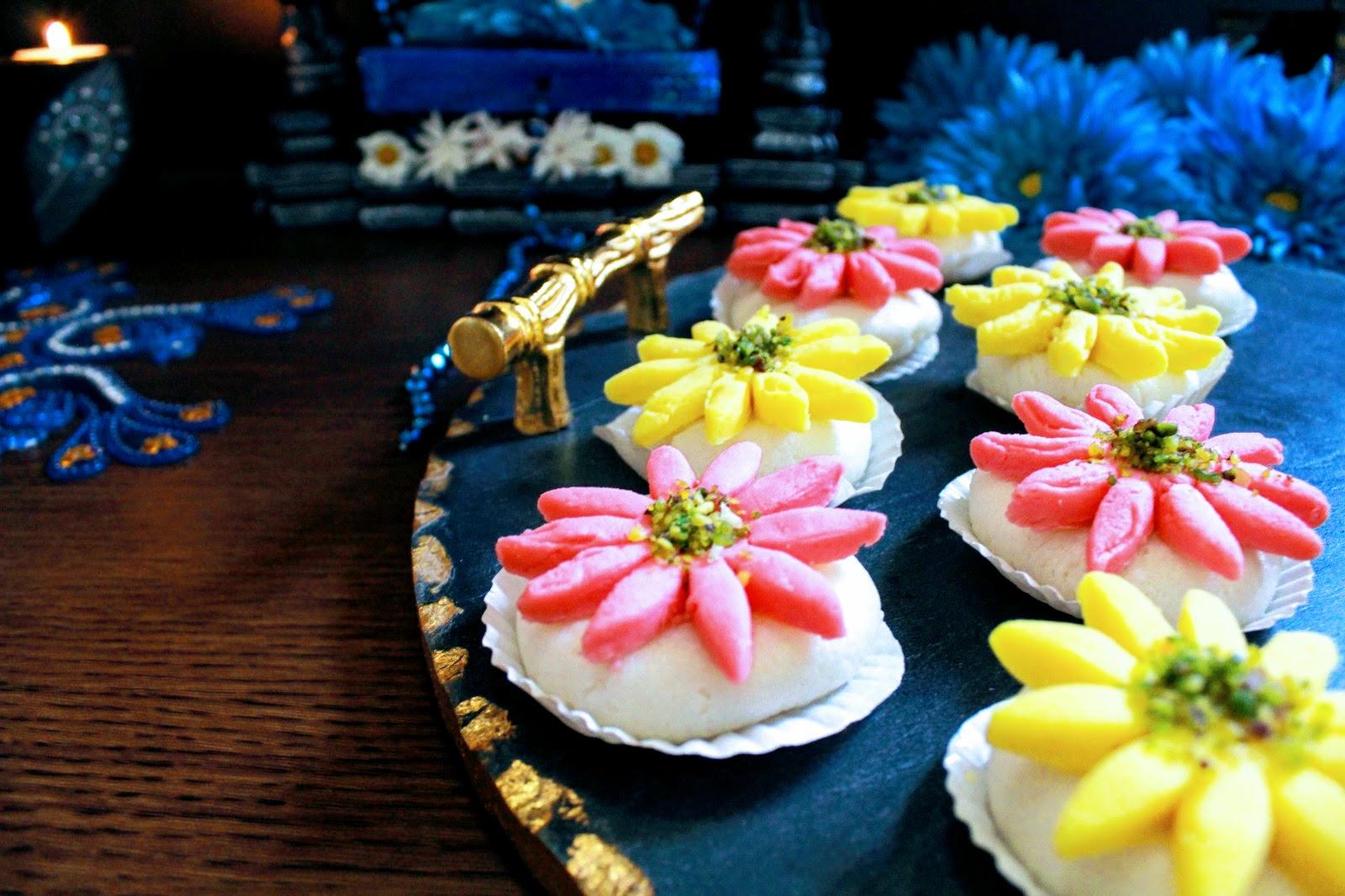 Flower Rasgulla